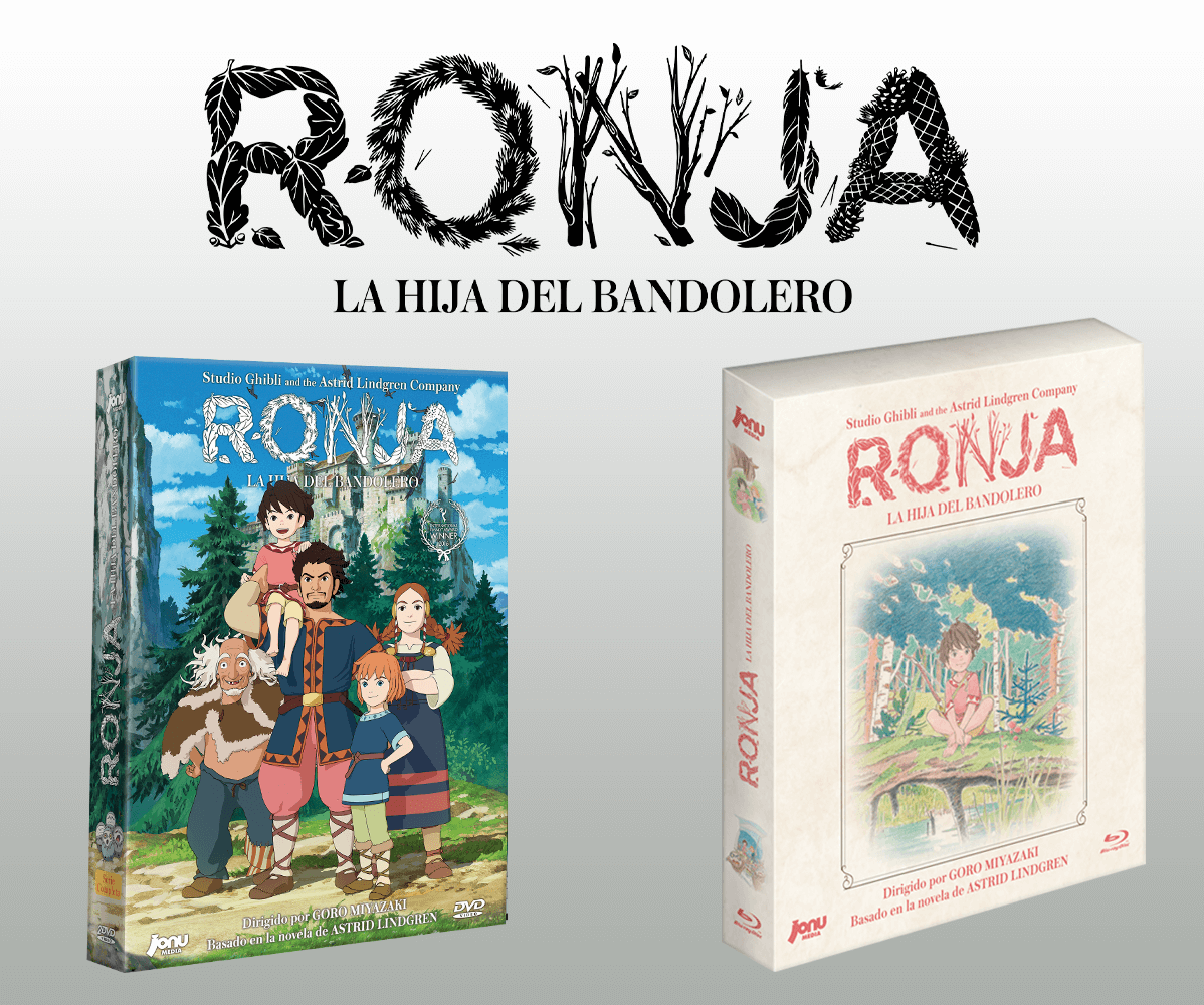 01 Ronja DVD Bluray